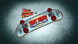 Fast Times Title Card