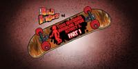 Texas Skateboard Horrorland Zombie Activity 3