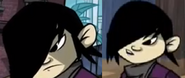 Emo Crys's Hair