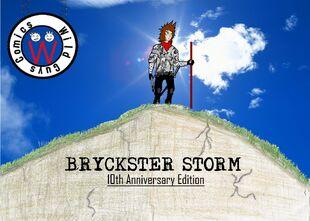 Bryckster Storm Comic