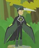 Woodpecker Power Suit