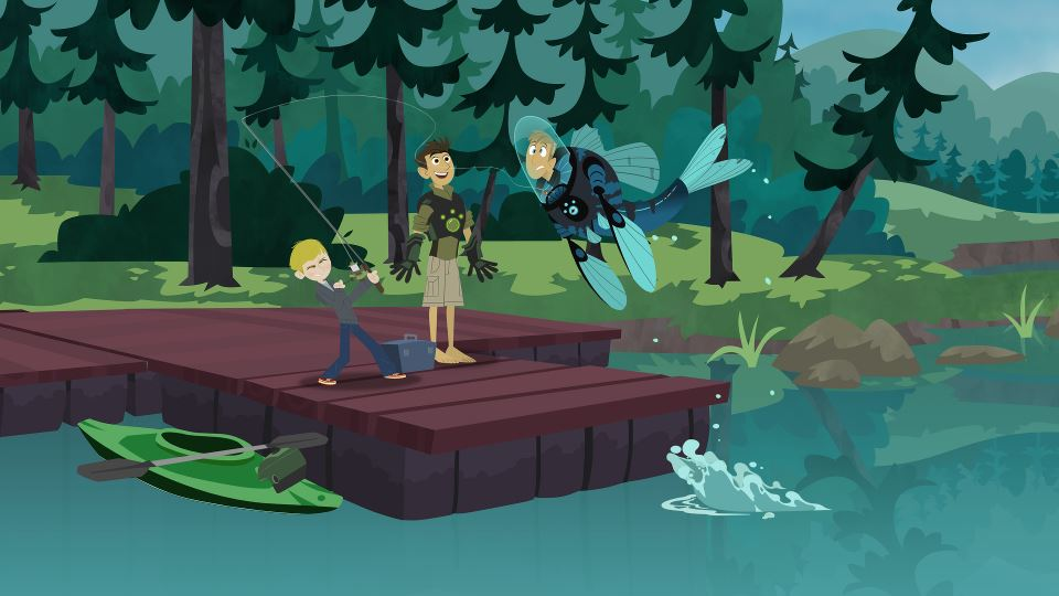 Bass Class | Wild Kratts Wiki | Fandom powered by Wikia