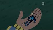 Firefly Martin in Aviva's Hand