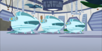 Space Pods