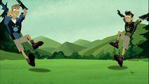 Wild Kratts Theme Song Screenshot 175