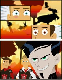 The Wicked Kratts Comic Page