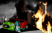 GreenCatRampage