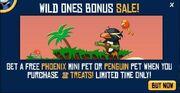 Penguin and phoenix bonus sale