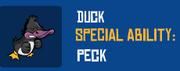 PeckAbility