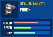Panda Status