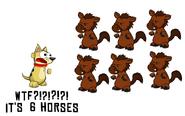 6 Horse