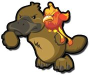 The Platypus with the Pheonix