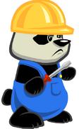 Estupido bann panda
