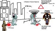 Bermunda triangle attacks CTR lim season 1 to 4