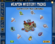Weapon little pack 3