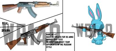 AK-47WB142