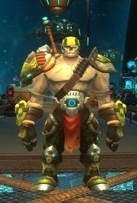 Commander Durek