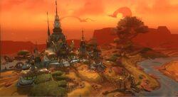 Bloodfire Village