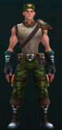 Exiles Soldier