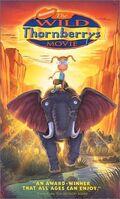 Wild Thornberrys Movie VHS
