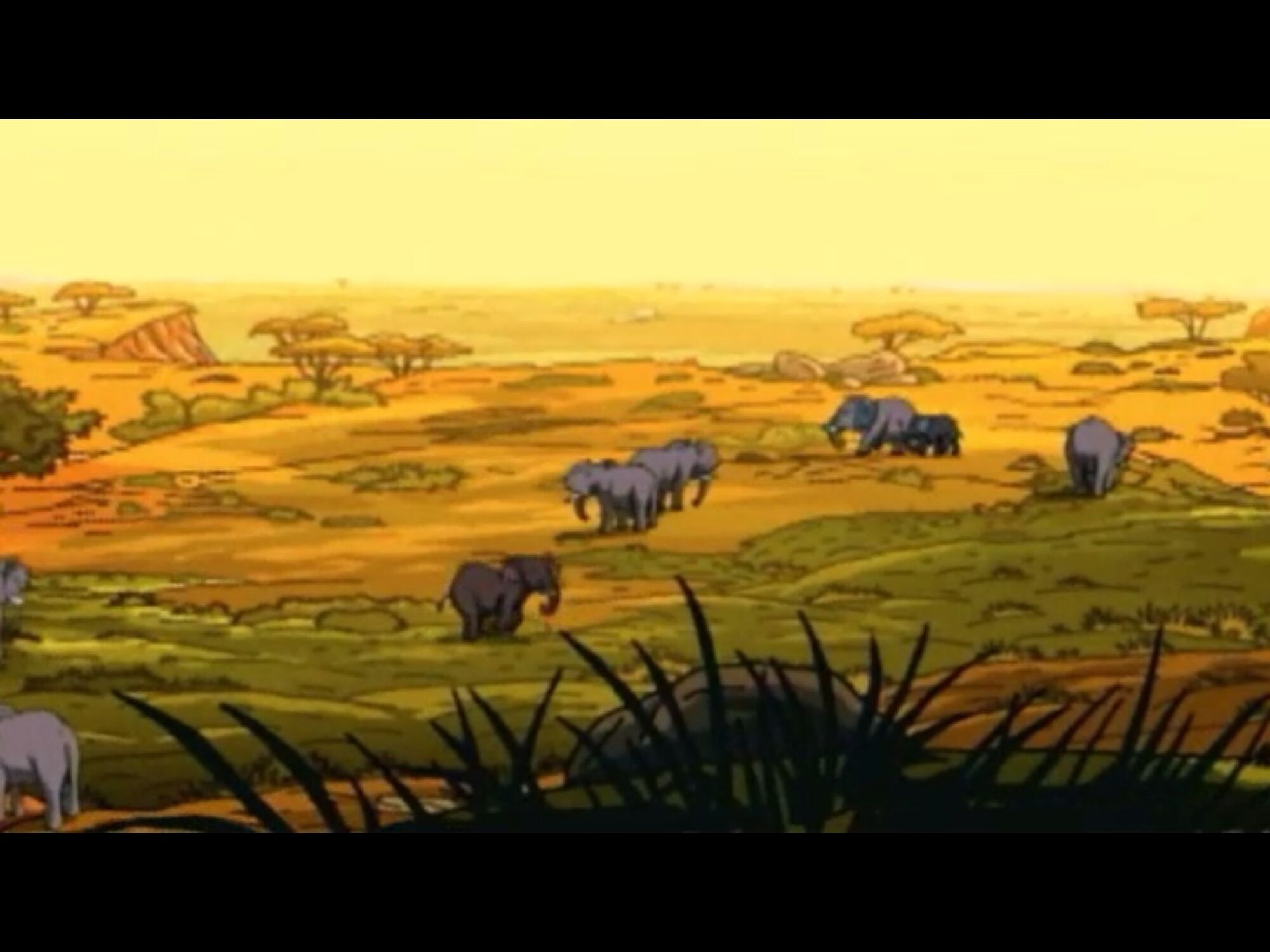 the wild thornberrys movie elephant