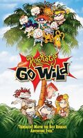Rugrats Go Wild VHS