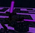 Dead enderman guard
