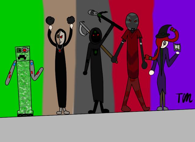 File:Battle Characters Fanart.png