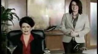 The Megan Mullally Show Promo (with Karen Walker)