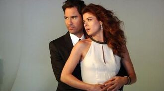 Will & Grace Reunion Interview with Debra Messing & Eric McCormack Entertainment Weekly
