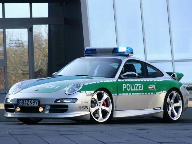 File:Porsche 911 Police Car.jpg