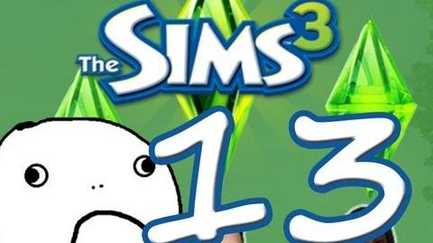 """Sims 3 Let's Play! Episode Thirteen """"Taking Out The Trash!"""""""