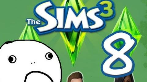 """Sims 3 Let's Play! Episode Eight """"Woo-Hoo!"""""""