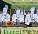 Jefferton City Council