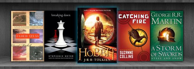 Bc hobbit bookcase