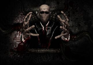 Slenderman bloody dreams by barongraphics-d5nix73