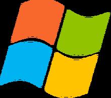 Windows logo - 2002 (Multicolored)
