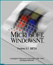 Windows nt 3 5 beta-14330
