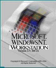 Windows nt 3 51 workstation beta logo (1994-1995)
