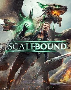 Scalebound cover art