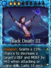 Cards BlackDeathIII Art
