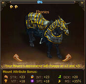 Mounts Ebonios Stage2