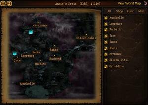 Maps Annies Dream full