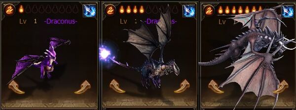 Pets Draconus 3Stages IGGDE