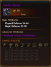 L50 HunterFeet SentryBoots