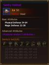 L50 HunterHead SentryHelmet