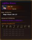 L50 PriestHands LightfluxBracers