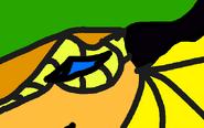 OrangatangbyHeronLineart