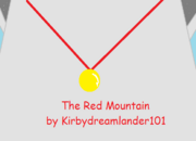 The red mountain title page