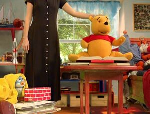 Christopher Robin's Mom (The Book of Pooh)